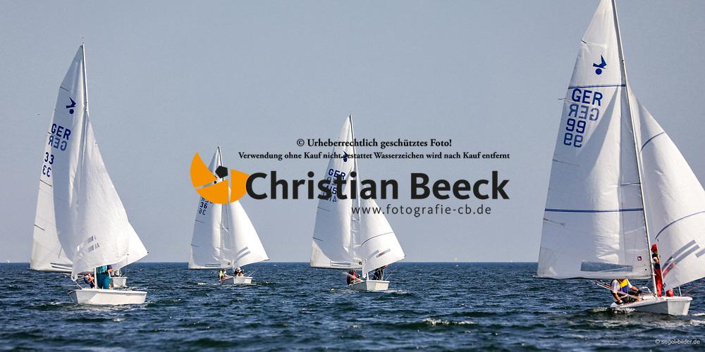 , Travemünder Woche 19. - 28.07.2019, Kielzugvogel - GER 33 - Gerd DIEDERICH - Angi DIEDERICH - Segler- und Ruderclub Simssee e. V
