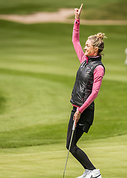 Storm Keating at The ISPS HANDA Mike Tindall Celebrity Golf Classic<br /> <br /> (c) John Baguley | Edinburgh Elite media