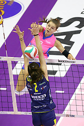 26-04-2016 ITA: Imoco Volley Conegliano - Nordmeccanica Piacenza, Treviso<br /> Final play-offs, Conegliano wint de eerste wedstrijd 1-0 / Yvon Belien<br /> <br /> ***NETHERLANDS ONLY***