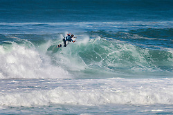 Sebastian Zietz (HAW) advances to the Quarterfinals of the 2018 Quiksilver Pro France after winning Heat 4 of Round 4 in Hossegor, France.