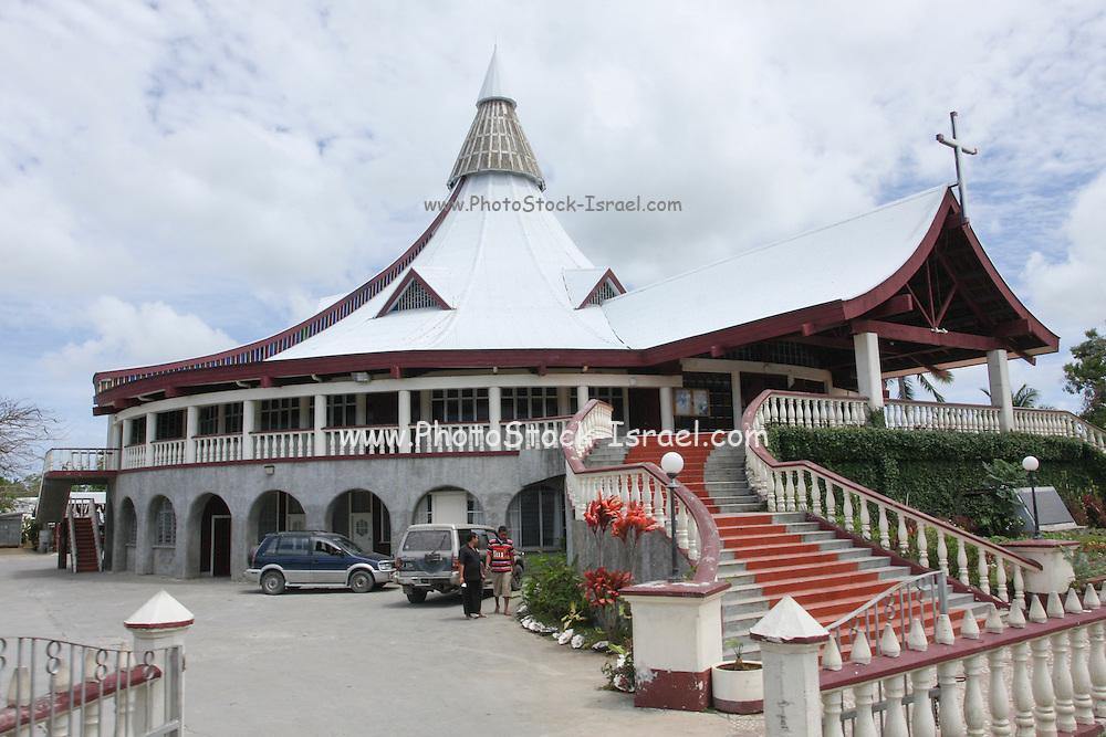 Tonga Mormon Church