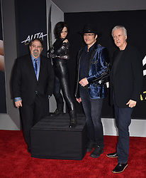 Jon Landau, Robert Rodriguez, and James Cameron attend the Premiere Of 20th Century Fox's 'Alita: Battle Angel' at Westwood Regency Theater on February 05, 2019 in Los Angeles, CA, USA. Photo by Lionel Hahn/ABACAPRESS.COM