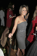 RACHEL STEVENS, 6th Annual Lancªme Colour Designs Awards In association with CLIC Sargent Cancer Care.  Lindley Hall, Vincent Sq. London. 28 November 2006.  ONE TIME USE ONLY - DO NOT ARCHIVE  © Copyright Photograph by Dafydd Jones 248 Clapham Rd. London SW9 0PZ Tel 020 7733 0108 www.dafjones.com