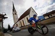 Vittoria Guazzini (Italy) during the 2018 UCI Road World Championships, Women Juniors Individual Time Trial 20 km on September 24, 2018 in Innsbruck, Austria - Photo Luca Bettini / BettiniPhoto / ProSportsImages / DPPI