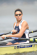 Amsterdam, HOLLAND,  GBR2 W4X, Francesca JUS-BURKE, at the 2007 FISA World Cup Rd 2 at the Bosbaan Regatta Rowing Course. 23.06.2007[Mandatory Credit: Peter Spurrier/Intersport-images]...... , Rowing Course: Bosbaan Rowing Course, Amsterdam, NETHERLANDS