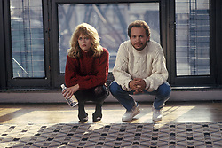 RELEASE DATE: 21 July 1989. MOVIE TITLE: When Harry Met Sally STUDIO: Castle Rock Entertainment. PLOT: Harry and Sally have known each other for years, and are very good friends, but they fear sex would ruin the friendship. PICTURED: MEG RYAN as Sally Albright and BILLY CRYSTAL as Harry Burns. (Credit Image: © Castle Rock Entertainment/Entertainment Pictures/ZUMAPRESS.com)