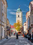 Rzeszów (woj. podkarpackie) 2018-10-11. Centrum miasta