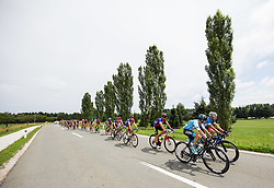 Omer Goldstein of Israel Cycling Academy during 1st Stage of 25th Tour de Slovenie 2018 cycling race between Lendava and Murska Sobota (159 km), on June 13, 2018 in  Slovenia. Photo by Vid Ponikvar / Sportida