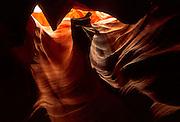 ARIZONA, GLEN CANYON Antelope Canyon, near Page
