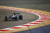 HAMILTON Lewis (gbr) Mercedes GP MGP W07 action   during 2016 Formula 1 FIA world championship, Bahrain Grand Prix, at Sakhir from April 1 to 3  - Photo Frederic Le Floc'h / DPPI