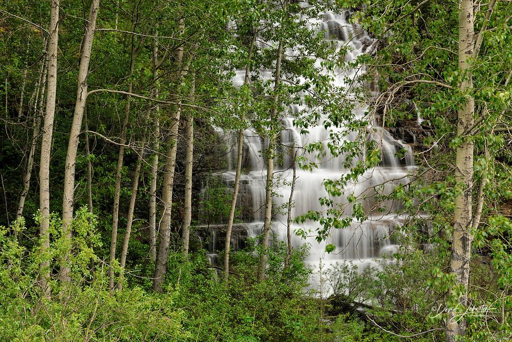 Silver Staircase Falls