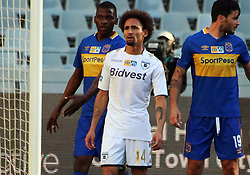 Daylon Claasen in the MTN8 semi-final first leg match between Cape Town City and Bidvest Wits at the Cape Town Stadium on Sunday 27 August 2017.