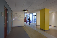 DC architectural interior of Ketcham Elementary School by Jeffrey Sauers of Commercial Photographics