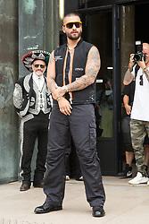 Juan Luis Londono Arias aka Maluma arriving at Heron Preston fashion Show during Menswear Spring/Summer 2020 on June 18, 2019 in Paris, France. Photo by Nasser Berzane/ABACAPRESS.COM