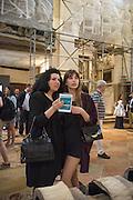 MICHELA ALESSANDRINI; EKATERINA SHCHERBAKOVA, RECYCLE GROUP. CONVERSION Curator: JameS Putnam Sant'antonin CHurCH<br /> CamPo Sant'antonin, CaSteLLo, 30122, VeniCe , Venice Biennale, Venice. 5 May 2015