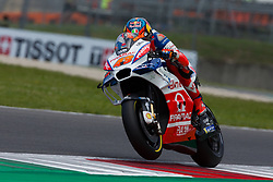 June 2, 2018 - Mugello, FI, Italy - Jack Miller of Octo Pramac Racing during the qualifying  of the Oakley Grand Prix of Italy, at International  Circuit of Mugello, on June 2, 2018 in Mugello, Italy  (Credit Image: © Danilo Di Giovanni/NurPhoto via ZUMA Press)