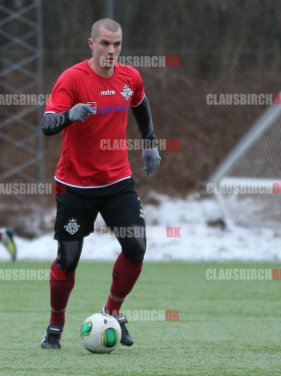 Klaus Lykke (FC Helsingør).