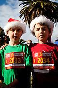 Emma & Tom's Christmas Run
