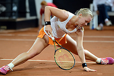 20150207 NED: Fed Cup Nederland - Slowakije, Apeldoorn