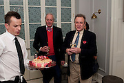 NEIL HAMILTON, First night for 'An Ideal Husband' by Oscar Wilde ÐThe play opened at The Vaudeville Theatre with a party after  Kettners, Soho. 10 November 2010. . -DO NOT ARCHIVE-© Copyright Photograph by Dafydd Jones. 248 Clapham Rd. London SW9 0PZ. Tel 0207 820 0771. www.dafjones.com.<br /> NEIL HAMILTON, First night for 'An Ideal Husband' by Oscar Wilde –The play opened at The Vaudeville Theatre with a party after  Kettners, Soho. 10 November 2010. . -DO NOT ARCHIVE-© Copyright Photograph by Dafydd Jones. 248 Clapham Rd. London SW9 0PZ. Tel 0207 820 0771. www.dafjones.com.