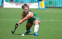 ANTWERP - BELFIUS EUROHOCKEY Championship.women  Ireland-Gemany (1-1).  Germany placed for semifinals . Shirley McCay (Irl) .WSP/ KOEN SUYK