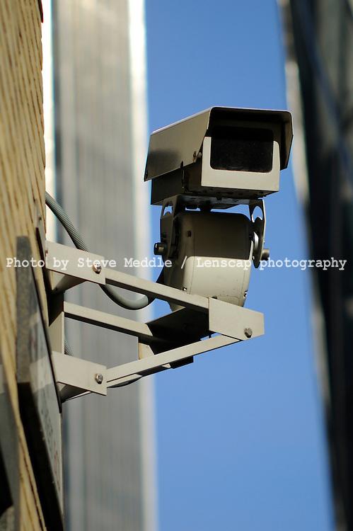 Close Circuit Television Camera for Security Purposes
