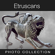 The Etruscans - Art Artefacts Antiquities Historic Sites - Pictures & Images