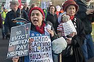 March Against Housing Bill 300116