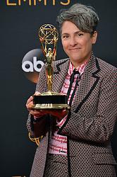 Jill Soloway  im Press Room bei der Verleihung der 68. Primetime Emmy Awards in Los Angeles / 180916<br /> <br /> *** 68th Primetime Emmy Awards in Los Angeles, California on September 18th, 2016***