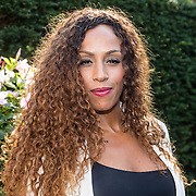 NLD/Amsterdam/20160908 - Talkies Lifestyle lunch 2016, Glennis Grace