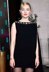Saoirse Ronan attending the after show party for the 73rd British Academy Film Awards.