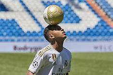 Real Madrid Presents New Player Rodrygo Goes - 18 June 2019
