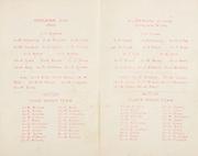 Munster Senior and Minor Hurling Championship Finals,.30.07.1939, 07.30.1939, 30th July 1939,.Senior Cork v Limerick,.Minor Cork v Clare,..Cork Senior, 1 J Buttimer, 2 P O'Donovan, 3 B Thornhill, 4 A Lotty, 5 W Campbell, 6 J Quirke, 7 W Murphy, 8 J Barrett, 9 C Buckley, 10 J Lynch, 11 R Dineen, 12 J Young, 13 J Ring, 14 T O'Sulllivan, 15 M Brennan, Subs, 16 T Kelly, 17 D Moylan, 18 W tabb, 19 D M Dorgan, 20 D Coughlan, 21 W Porter, ..Limerick Senior, 1 P Scanlan, 2 P Carroll, 3 M Kennedy, 4 P O'Dea, 5 P Cregan, 6 J Power, 7 P Kelly, 8 T Ryan, 9 M Ryan, 10 J Purcell, 11 M Mackey, 12 J Roche, J Mackey, 14 P McMahon, 15 J McCarthy, Subs 16 M McCarthy, 17 D Givens, 18 M Hickeys, 19 P Mackey, 20 J O'Donohue, 21 M Butler, 22 M Power, ..Cork Minor Team, 1 K McGrath,2 E Young, 3 P Keohane, 4 M J Cody, 5 J White, 6 D O'Calahane, 7 W Cummins, 8 G Sadlier, 9 W Holton, 10 D O'Driscoll, 11 T McGrath, 12 T Barry, 13 T Crowley, 14 P O'Donohue, 15 D Hayes, 16 S Murphy, 17 J O'Donohue, 18 E Cleary, 19 J Murphy, 20 G Collins, 21 D Keating,  ..Clare Minor Team.1 A O'Brien, 2 K Jones, 3 M O'Loughlin, 4 D O'Grady, 5 M Fox, 6 R McNamara, 7 G Frost, 8 P M Lenihan, 9 J Jordan, 10 S Hayes, 11 J Kelly, 12 A Hannon, 13 J Lynch, 14 P Hayes, 15 W McAllister, 16 M Keane, 17 C Dinan, 18 M Wiely, 19 C Quinn, 20 S Moloney, 21 J St Ledger, 22 S O'Connor,