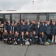 SV Loosdrecht vertrekt naar survivalkamp in de Ardennnen Belgie