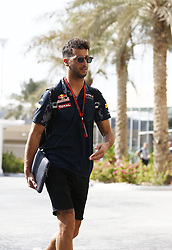 November 24, 2016 - Abu Dhabi, VAE - Motorsports: FIA Formula One World Championship 2016, Grand Prix of Abu Dhabi, .#3 Daniel Ricciardo (AUS, Red Bull Racing) (Credit Image: © Hoch Zwei via ZUMA Wire)
