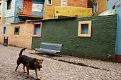 Argentina: Caminito street museum, La Boca, Buenos Aires