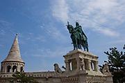Eastern Europe, Hungary, Budapest, Hosok Tere (Heroes Square)