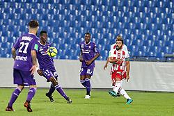May 23, 2018 - Montpellier, France - Yohan Cavalli (ACA) vs  (Credit Image: © Panoramic via ZUMA Press)