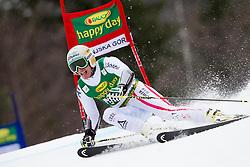 MAYER Matthias of Austria during the 2nd Run of 7th Men's Giant Slalom - Pokal Vitranc 2013 of FIS Alpine Ski World Cup 2012/2013, on March 9, 2013 in Vitranc, Kranjska Gora, Slovenia. (Photo By Vid Ponikvar / Sportida.com)