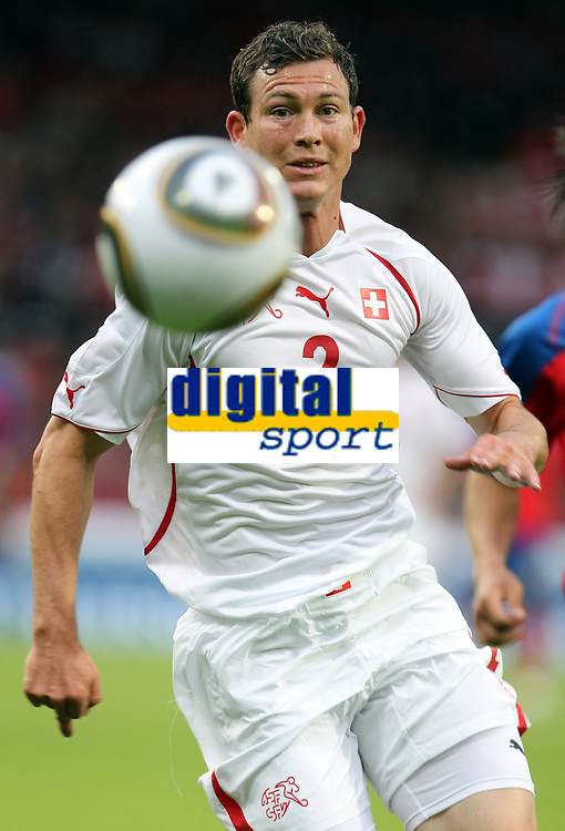 Stephan Lichtsteiner (SUI). © Pascal Muller/EQ Images