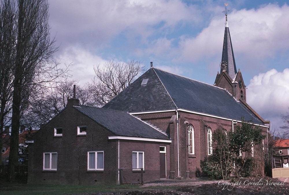 De NH kerk in Ammerstol