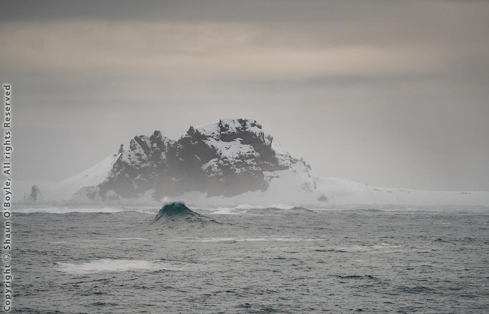Cape Shirreff, South Shetland Islands.