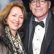 NLD/Amsterdam/20161024 - Premiere Hartenstrijd, ouders Jennifer Hoffman