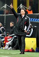 Milano, 23/02/2011<br /> Champions League/Champions League/Inter-Bayern Monaco<br /> Louis Van Gaal (allenatore Bayern Monaco)