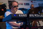 Debonzo Brothers performing at Oak City 7, Raleigh, North Carolina