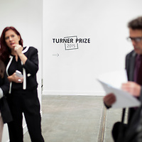 Turner Prize Press Launch 2015