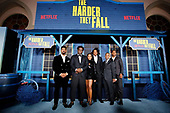 """October 13, 2021 - CA: Netflix's """"The Harder They Fall"""" - Los Angeles Special Screening"""