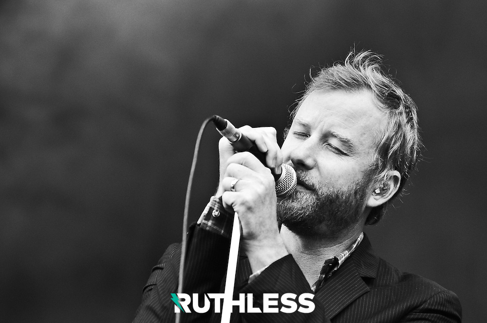 The National at Oxegen 2011