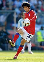 Ki Sung Yueng (Corea del Sud)<br /> Argentina Corea del Sud 4-1 - Argentina vs South Korea 4-1<br /> Campionati del Mondo di Calcio Sudafrica 2010 - World Cup South Africa 2010<br /> Soccer Stadium, Johannesburg, 17 / 06 / 2010<br /> © Giorgio Perottino / Insidefoto