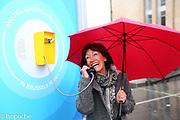 Bruxelles - Brussel 07/01/2016<br /> Lancement de ' How life is in Brussels today ', l ' action de communication pour l ' image de Bruxelles // Lancering van ' How life is in Brussels today ', de communicatieactie voor het imago van Brussel<br /> Pix     Laurette Onkelinx <br /> Credit Didier Bauweraerts / Isopix **** reference 00038971 **** *** local caption *** 00038971